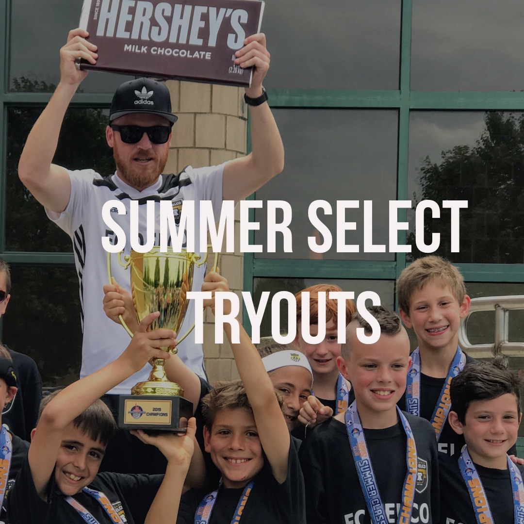 Summer Select Tryouts